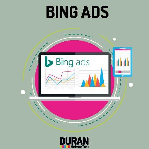 דוראן פרסום בבינג - Bing Ads