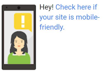 עדכון אלגוריתם גוגל - Mobile-First Index