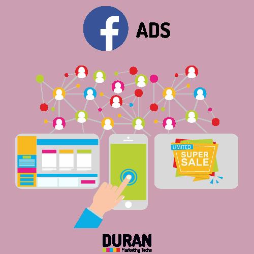 דוראן פרסום בפייסבוק - Facebook Ads