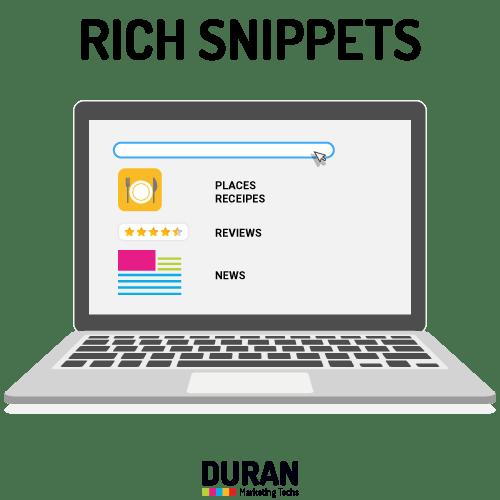 אופטימיזציה לנתונים עשירים בגוגל עברית - Google Rich Snippets